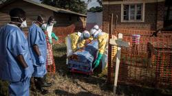 Ébola en RDC: las claves de un brote que ya lleva cien