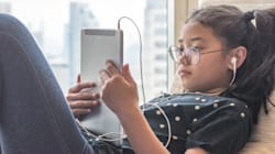 Too Much Screen Time Linked To Drop In Kids' Brain Functioning:
