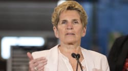 Wynne Insists She Doesn't Have Credibility Issue Going After NDP