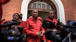 Malema On Not Killing Whites 'For Now': This Is Exactly What He