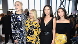 La fille de Catherine Zeta Jones se distingue à la Fashion Week de New
