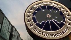 China's 1st Canada Goose Store A Big Hit Despite Diplomatic