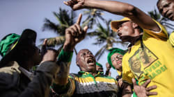 Zuma Vs Ramaphosa Factions Leave ANC KZN Conference In