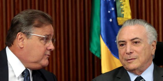 Geddel Vieira Lima comandou a Secretaria-Geral do governo do presidente Michel Temer.