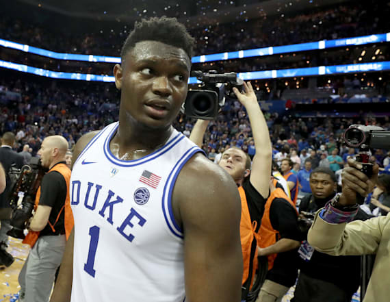 Dick Vitale's advice to Zion: Stay at Duke
