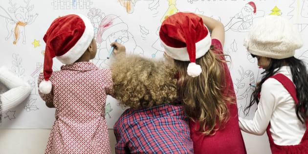 Avant Noël, comment j'ai réussi à faire patienter mes élèves tout le mois de décembre.