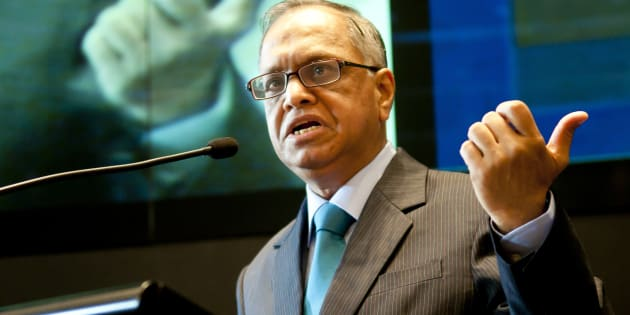 Murthy asks senior executives to take pay cuts to stop IT layoffs
