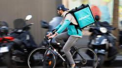 Pourquoi les livreurs Deliveroo ou UberEats appellent à