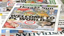 Le «Herald Sun» republie une caricature de Serena Williams pour dénoncer le «politiquement