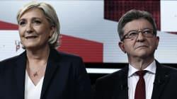 Le Pen et Mélenchon se félicitent des résultats en Suède (mais pour des raisons
