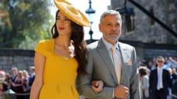 Les Clooney volent la vedette à tous les invités du mariage