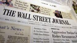 ウォール・ストリート・ジャーナル、アジアと欧州で紙媒体の発行中止