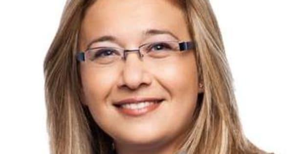 La candidate à la mairie aux prochaines élections Doreen Assaad