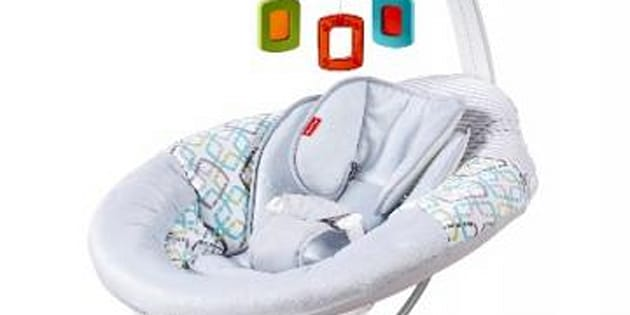 Fisher-Price is recalling motorized infant seats due to a fire hazard.