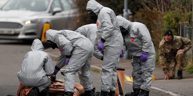 """Ex-espion empoisonné: la France accuse à son tour la Russie, """"pas d'autre explication plausible"""""""