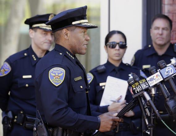 Police across U.S. condemn George Floyd death