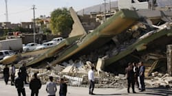 At Least 450 Dead In Iran, Iraq In 7.3 Magnitude