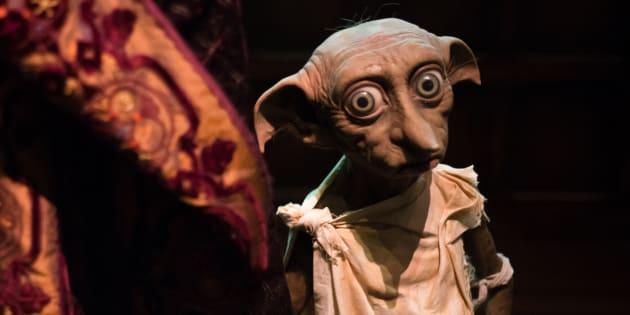Dobby, el elfo doméstico más majo del mundo.