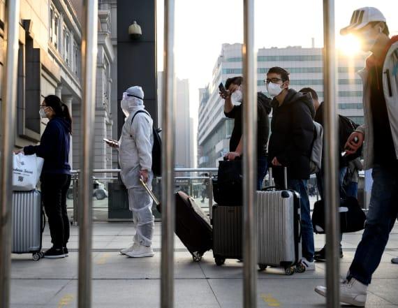 Experts warn coronavirus may trigger wave of attacks