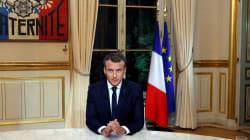 Macron muestra su desacuerdo con Trump respecto al programa nuclear de