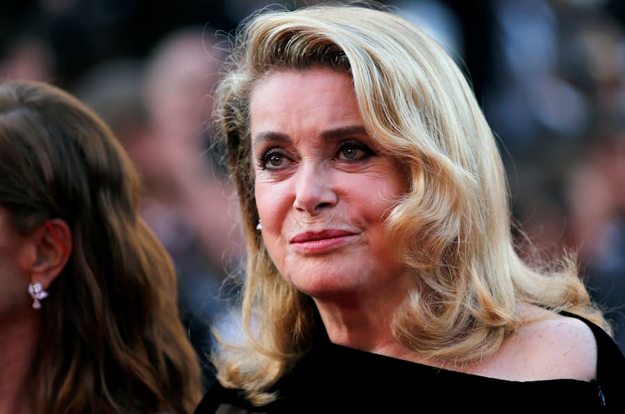 Catherine Deneuve, en Cannes 2017. REUTERS/Stephane Mahe