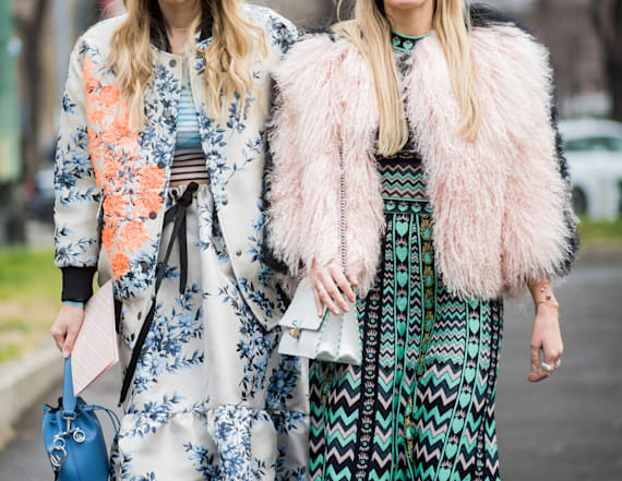 18 stylish faux fur jackets that will keep you cozy
