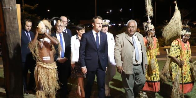 Emmanuel Macron veut-il toujours que la Nouvelle-Calédonie reste en France?