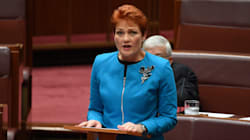Pauline Hanson Says There Is 'No Definition To An