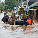 Kerala Floods: Clean-Up Begins Amid Fear Of Disease