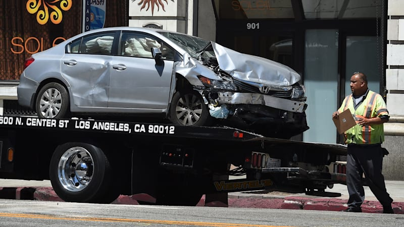 AAA: Hit-and-run crashes, fatalities on the rise in U S  - Autoblog