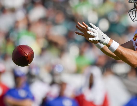 Quarterback voted 'most overrated' by players
