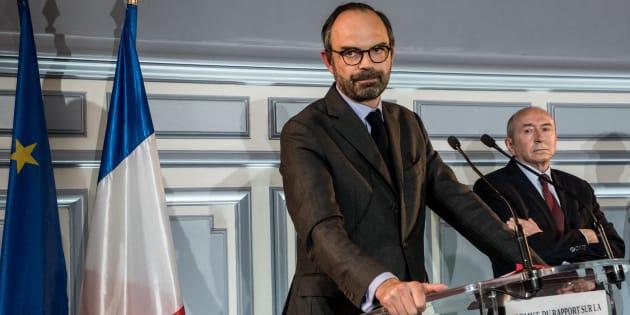 Édouard Philippe défié par plusieurs ministres, dont Gérard Collomb, sur les 80 km/h.