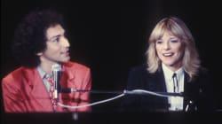 France Gall, poupée des sixties et muse du musicien Michel