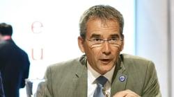 Il ministro dell'Austria