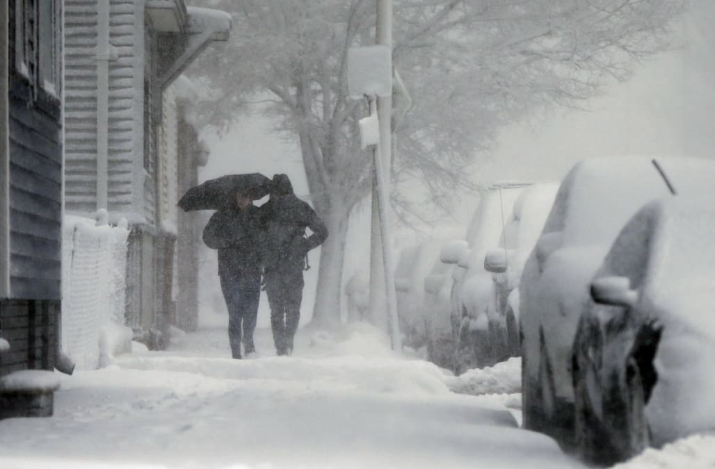 Farmers' Almanac predicts particularly brutal winter for
