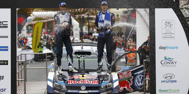 VW se retire du championnat du monde de rallye, et met Sébastien Ogier au chômage Livepic EDITORIAL USE ONLY.