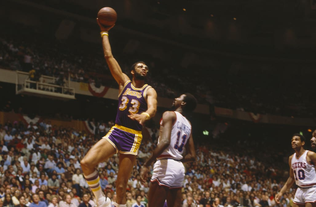 026faec296a Why Kareem Abdul-Jabbar just sold a collection featuring 4 Lakers rings for  nearly $3 million