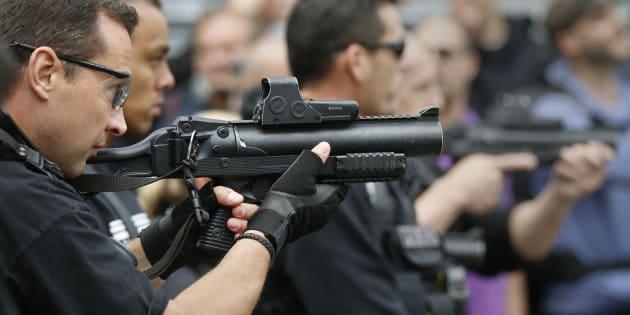 La loi sur la sécurité publique améliore-t-elle notre protection contre le terrorisme? REUTERS/Pascal Rossignol