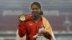 Asian Games: Swapna Barman Hopes Focus Shifts From Feet To
