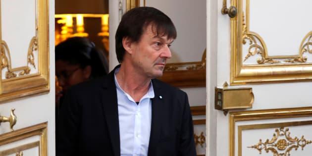 Plainte pour viol contre Nicolas Hulot: le parquet précise que le classement sans suite est lié à la prescription