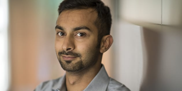 Apoorva Mehta, founder and chief executive officer of Instacart Inc.