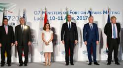 El G7 pide la salida de Bashar al-Assad del gobierno