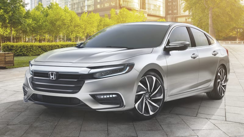 photo image New Honda Insight details emerge ahead of NAIAS debut