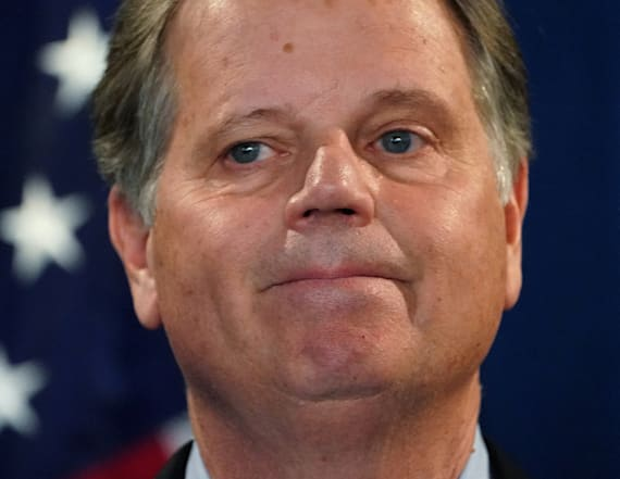 Doug Jones calls on Roy Moore to concede