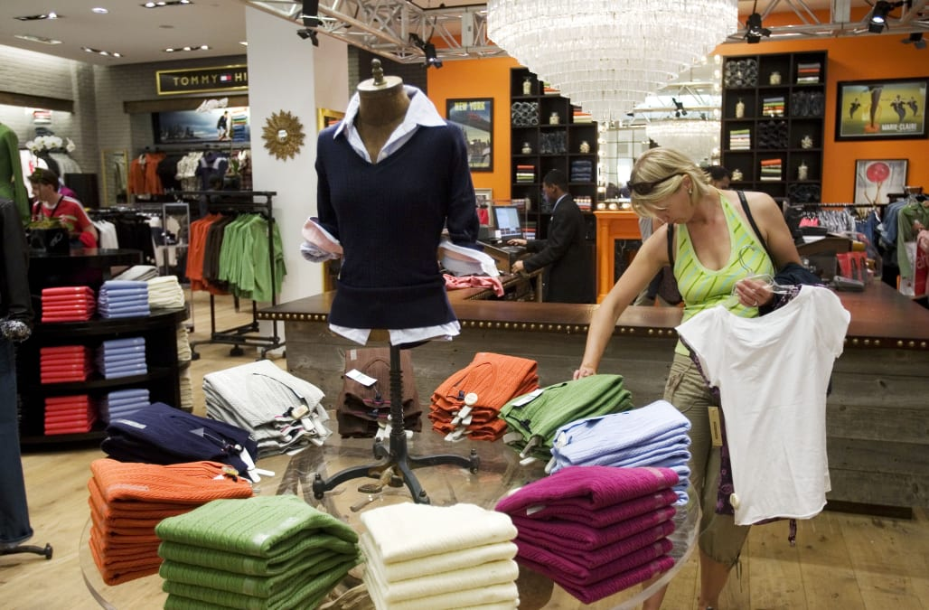 2a629882d NEW YORK – In a move to stay ahead of the continually changing shopping  preferences of digitally-savvy North American consumers, Tommy Hilfiger has  today ...
