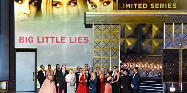 """La série """"Big Little Lies"""" aura finalement une saison 2"""