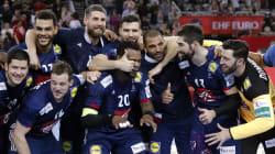 Euro-2018: les handballeurs français se consolent avec le