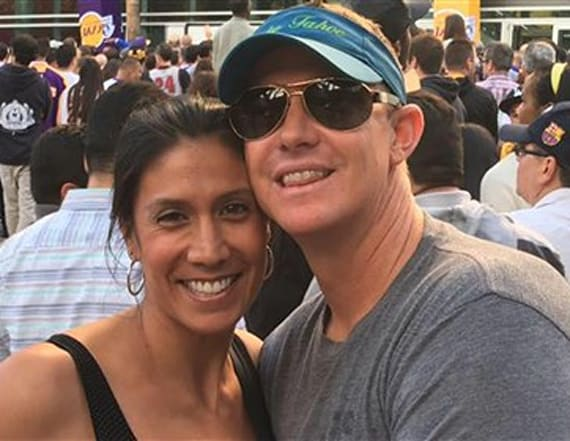 Husband of woman killed along with Kobe speaks out