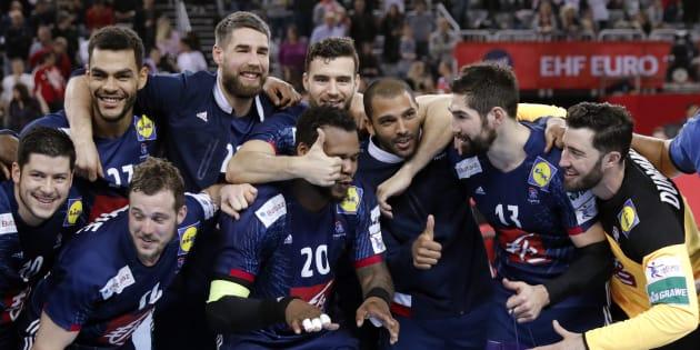 Euro-2018: les handballeurs français se consolent avec le bronze