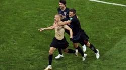 Les Croates viennent à bout des Russes et retrouveront l'Angleterre en demi-finale du
